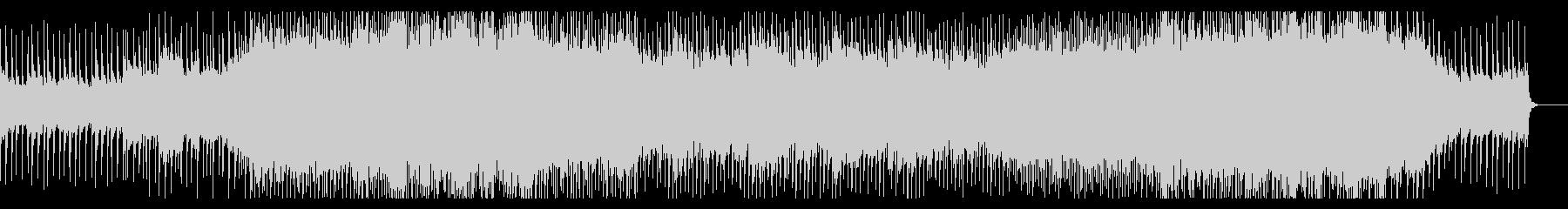 バイオリンの爽やかなポップロック2の未再生の波形