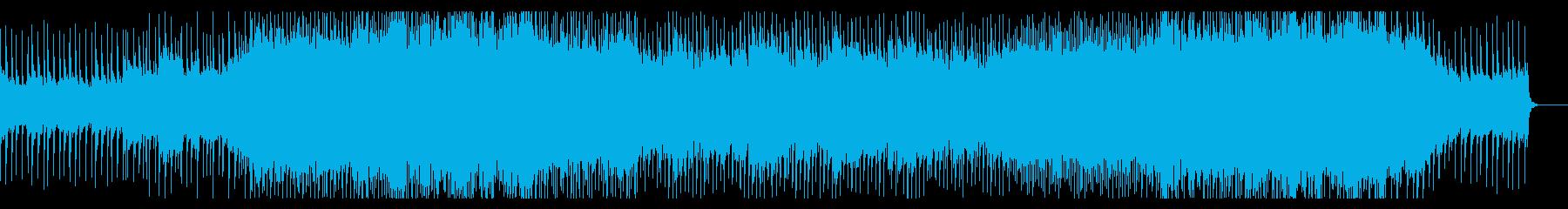 バイオリンの爽やかなポップロック2の再生済みの波形