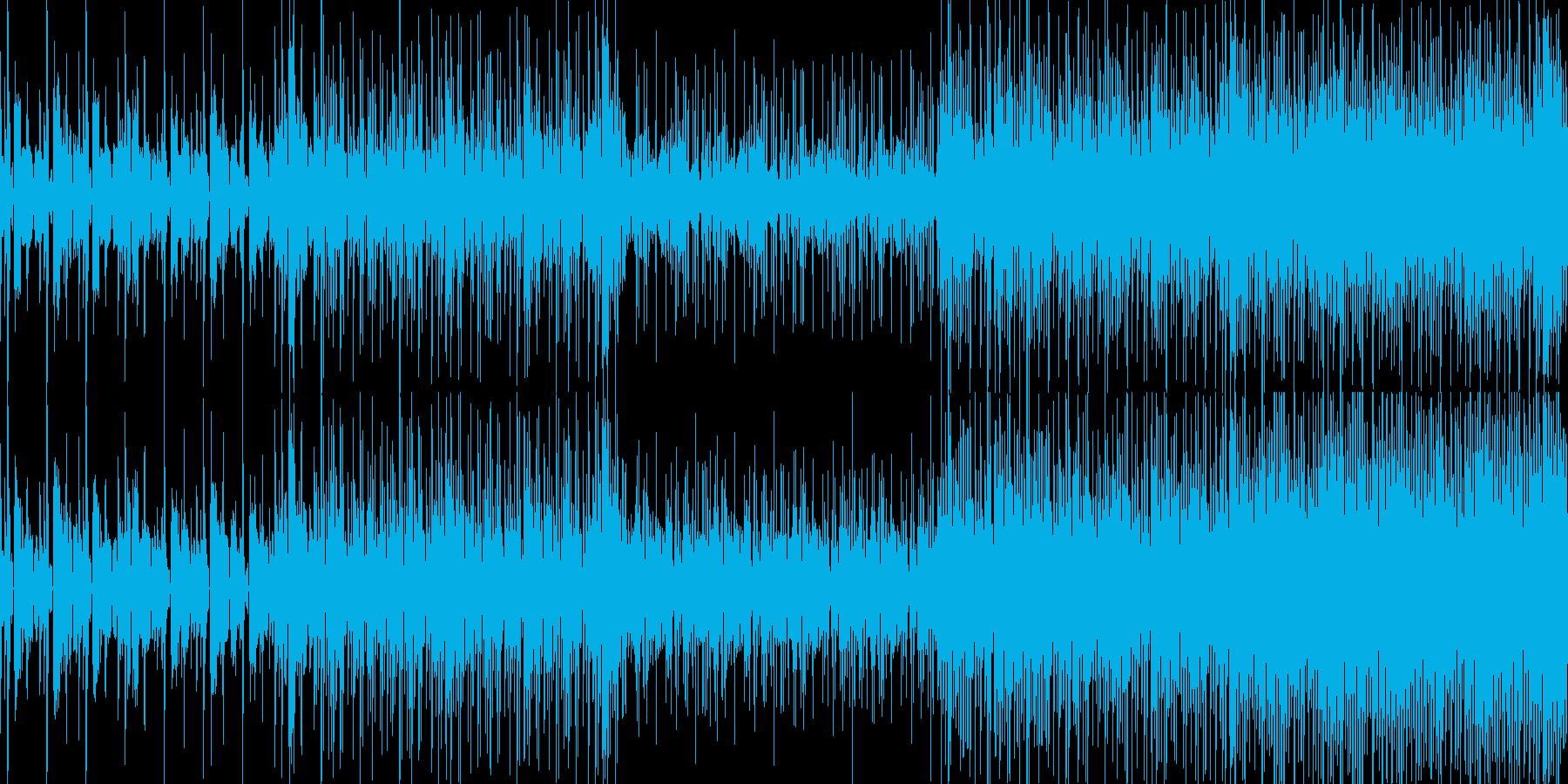 【映像系】ルーティンetc...の再生済みの波形