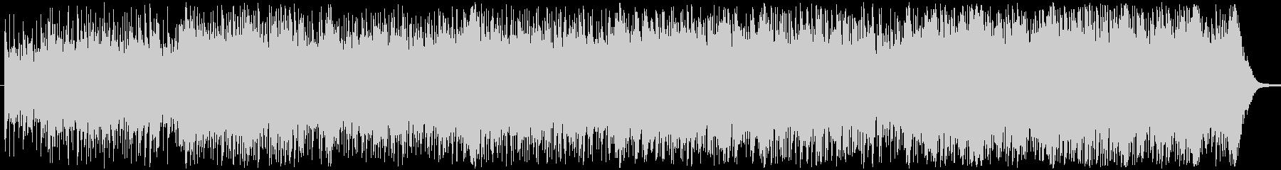 ストリングス、ホーン、ピアノ、前方...の未再生の波形