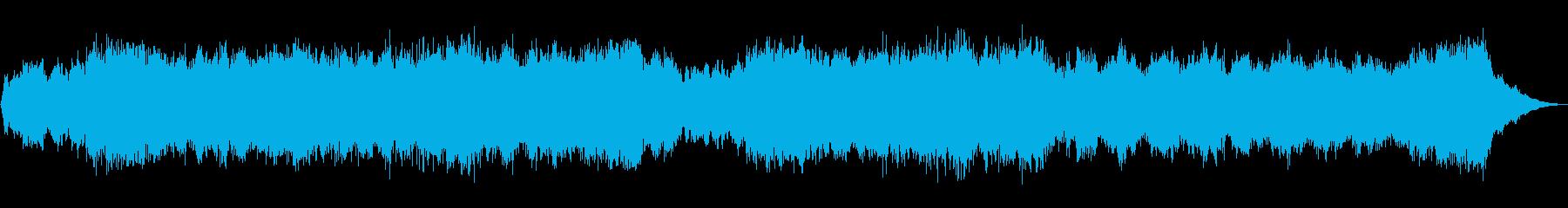 テーマ「悲恋」30秒ストリングス系BGMの再生済みの波形