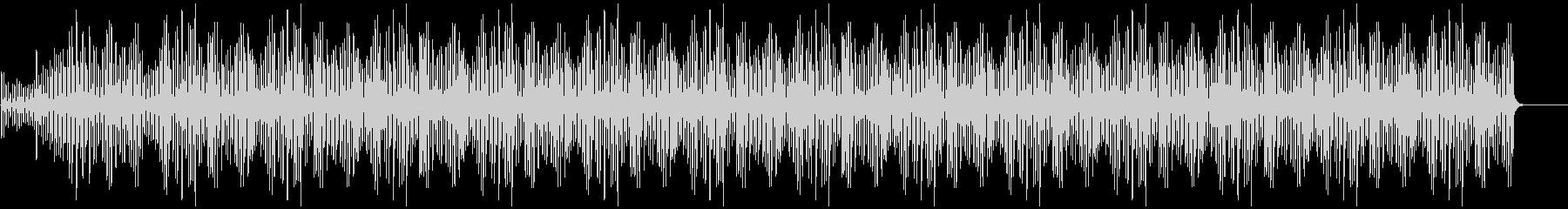 ミニマルなピアノBGM(ストリングス無)の未再生の波形