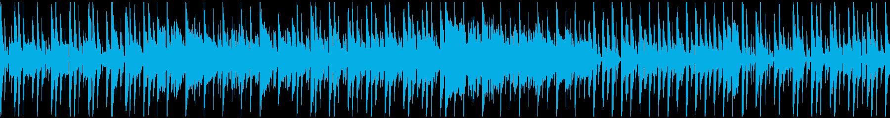 ゆるいぐうたら系リコーダー ※ループ版の再生済みの波形