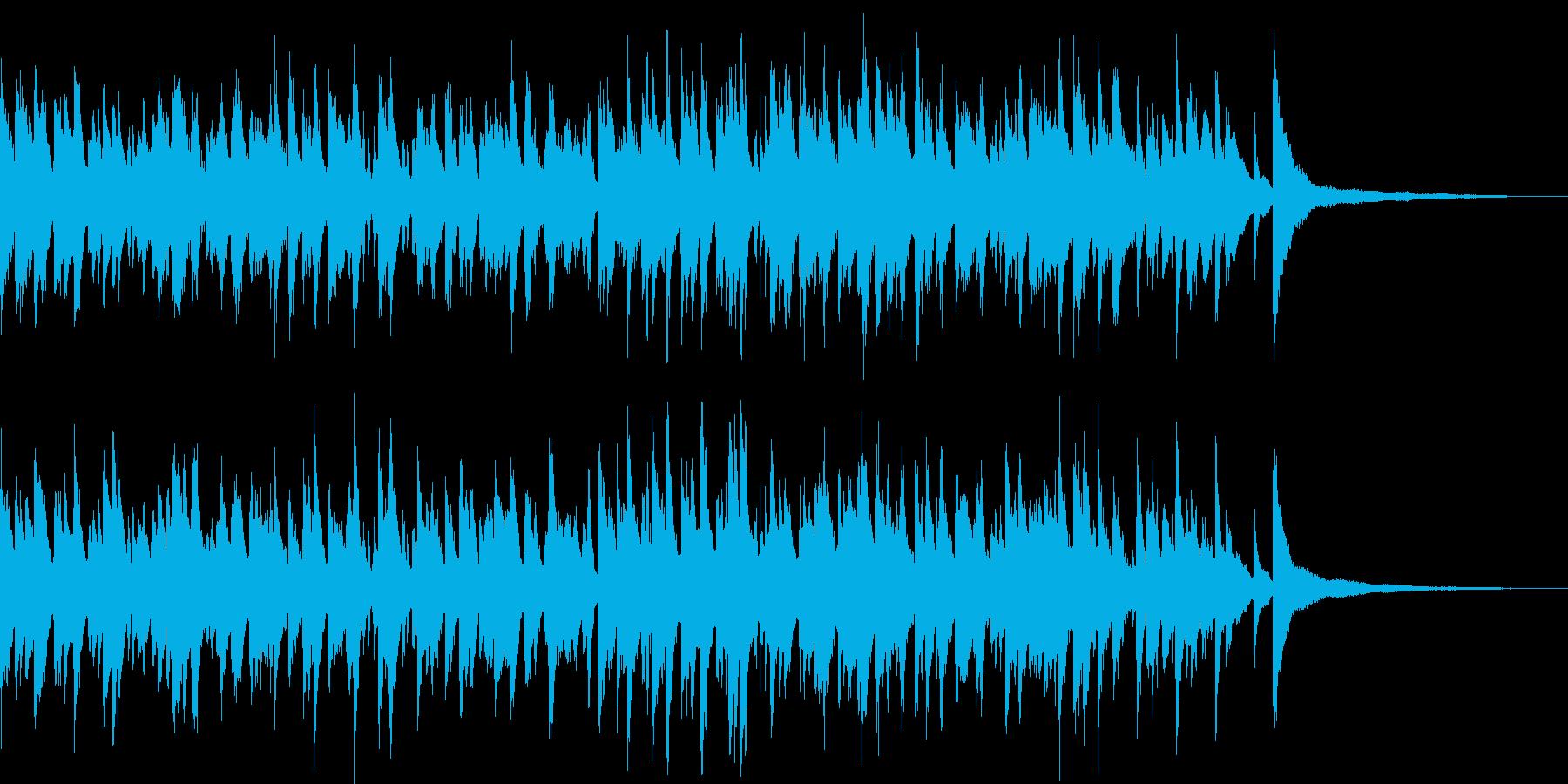 「いつか王子様が」ボサノバ/ピアノトリオの再生済みの波形