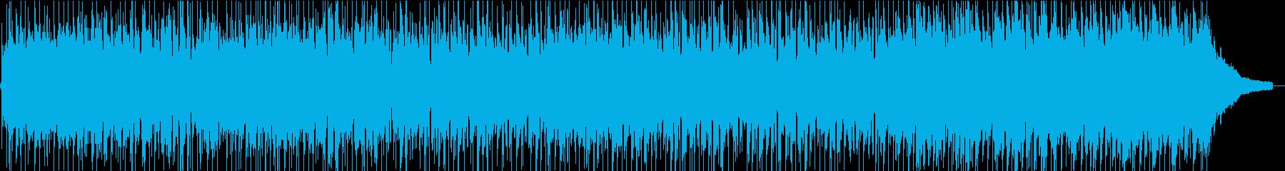 ポップフォーク。 12個の弦を離調...の再生済みの波形