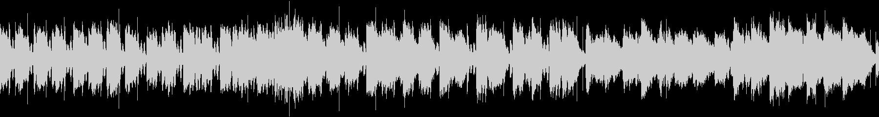 ロック エレキギター 調波 ヘヴィロックの未再生の波形