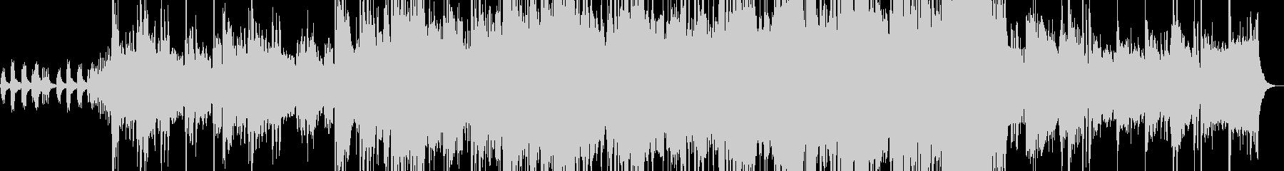ストリングスが印象的な劇版曲の未再生の波形