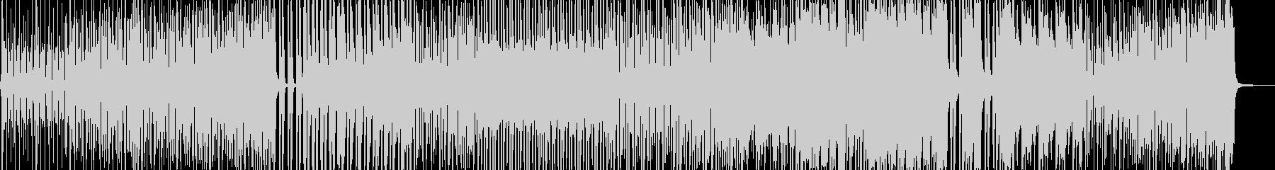 七変化アニメーションダンス調ポップ Aの未再生の波形