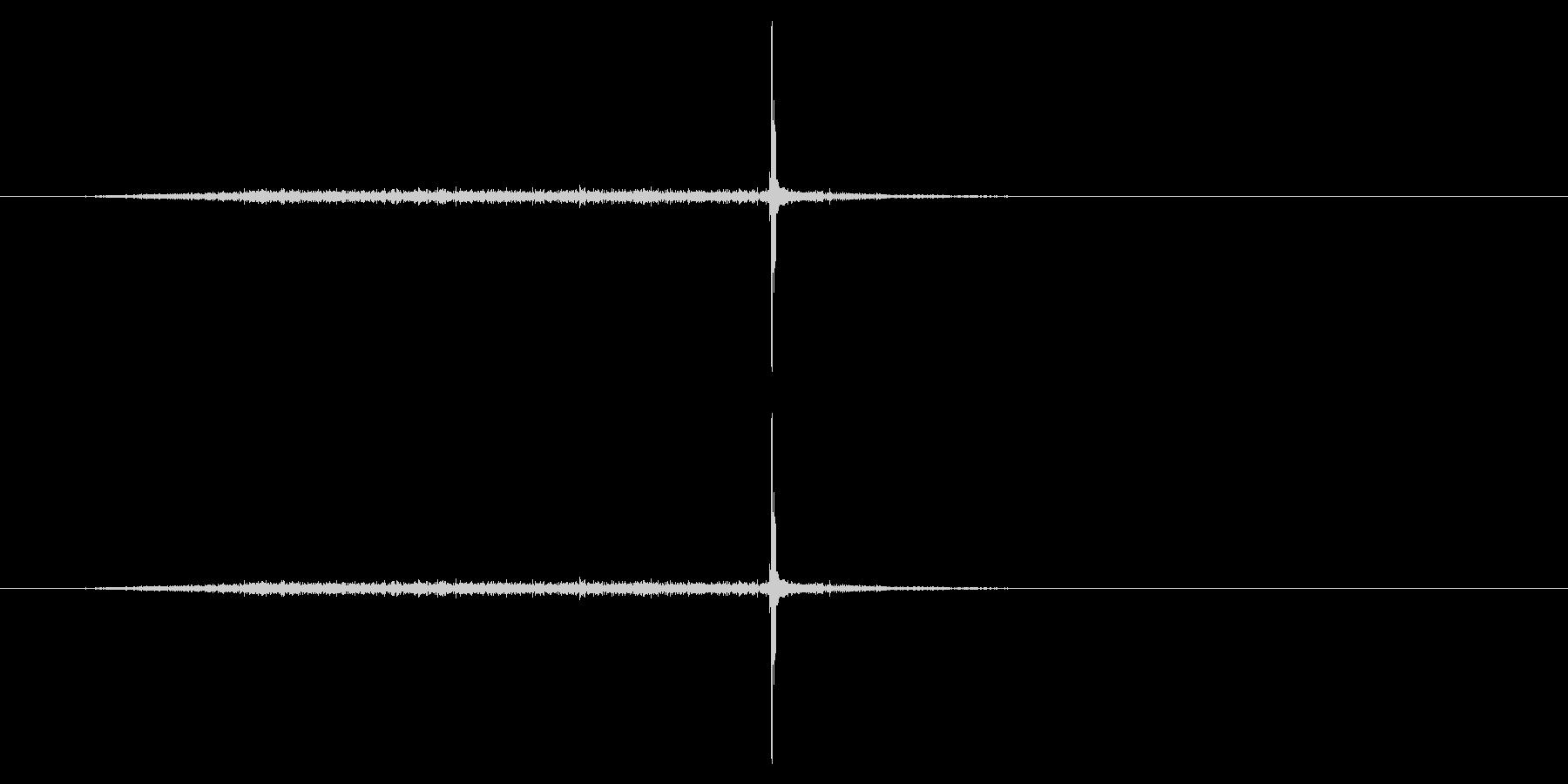 PC 駆動音01-03(強制シャットダウの未再生の波形
