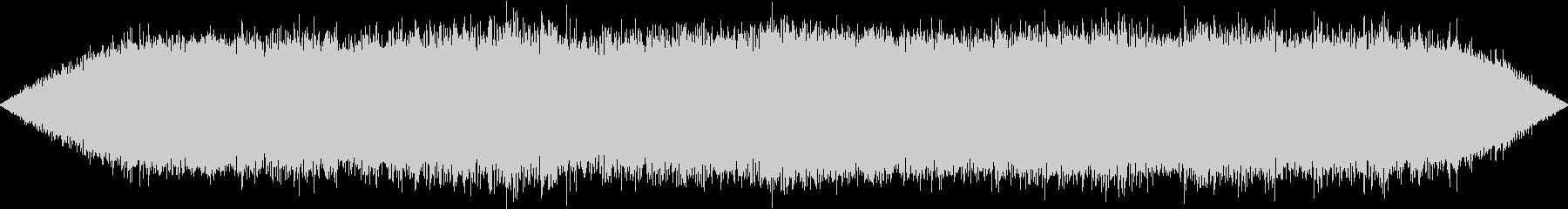 【生録音】初夏の夜の環境音 虫の声 1の未再生の波形