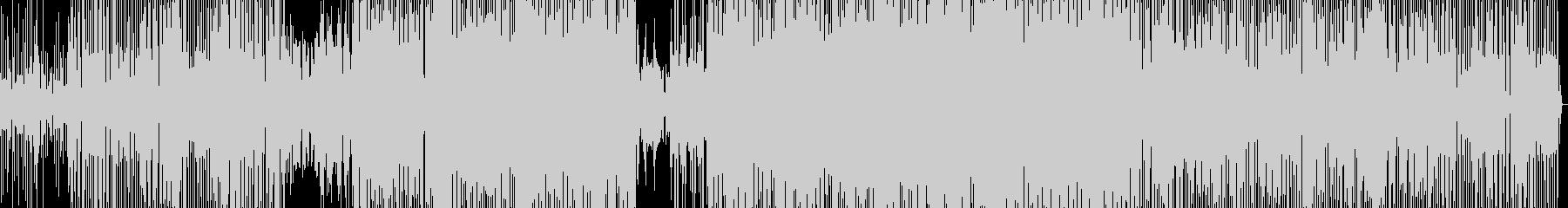 ブリリアント、パワフル、ブロード。...の未再生の波形