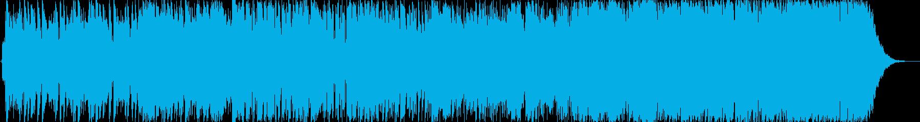 表示またはジェネリック:映画の前と...の再生済みの波形