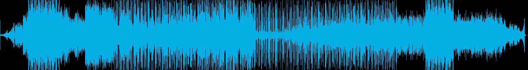 インストゥルメンタル、バックグラウ...の再生済みの波形