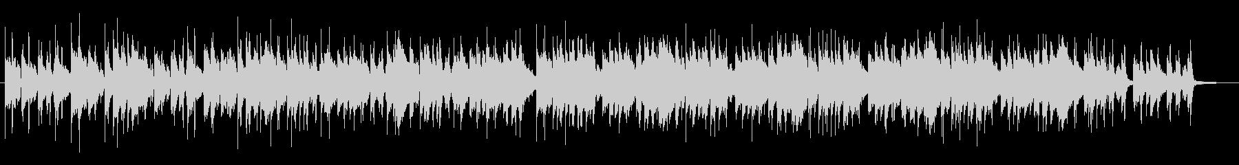 スイングポップス(ピアノとベル)の未再生の波形
