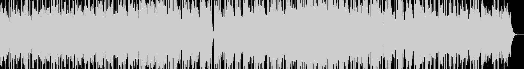メランコリーなボーカルのチルアウトの未再生の波形