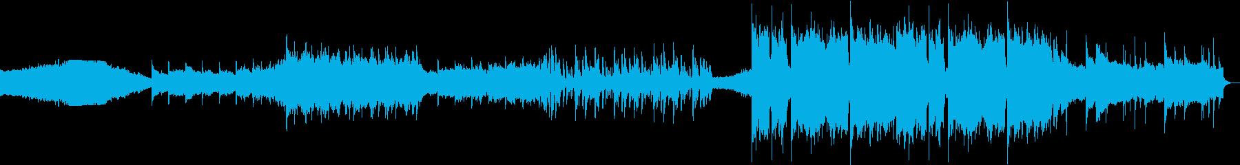 叙情的な異空間 ピアノ・chill系の再生済みの波形