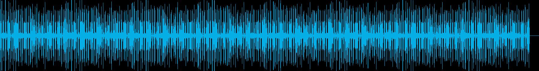 エレピなしの再生済みの波形
