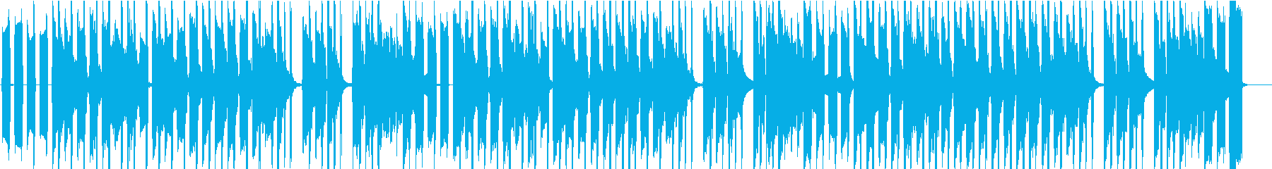 tiktok・猫が歌っている曲の再生済みの波形