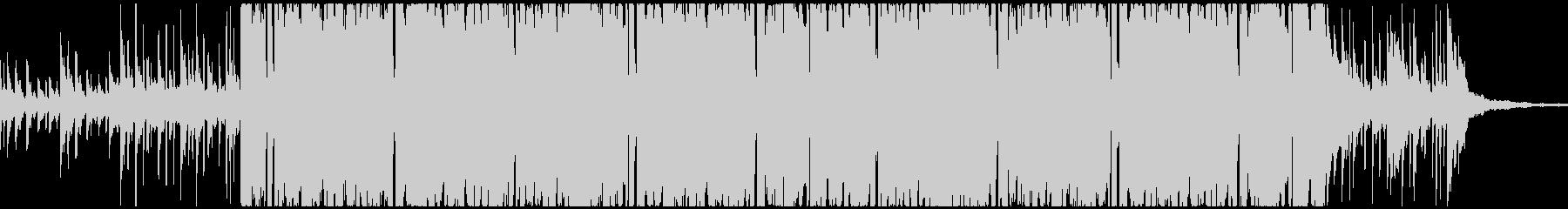 感染性のあるベースとキーボードパッ...の未再生の波形
