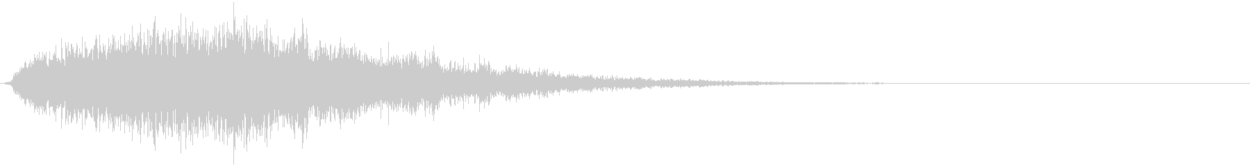CINEMATIC BRAAMS_01の未再生の波形