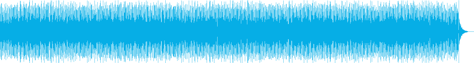 ほのぼの散歩したくなる日常系BGM2の再生済みの波形