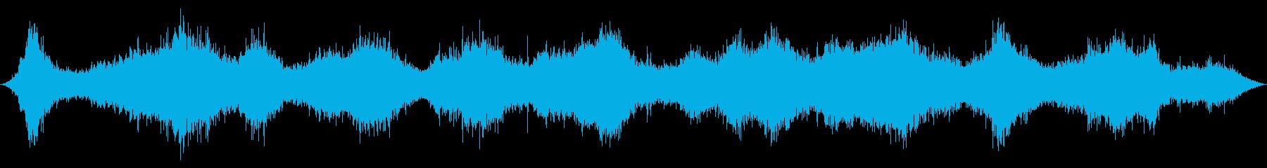 オーシャン:遠い波がやってくる、激...の再生済みの波形