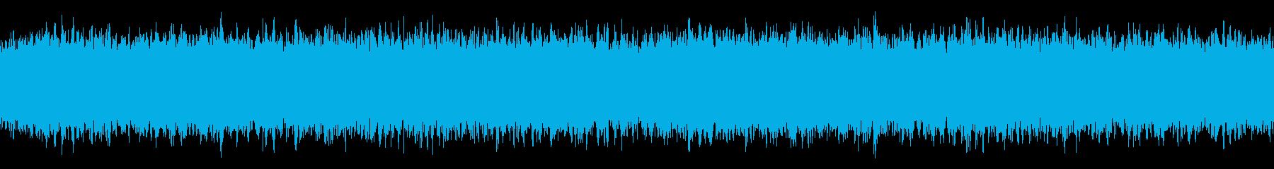 アンビエント・神秘的・リラックス・時計Lの再生済みの波形