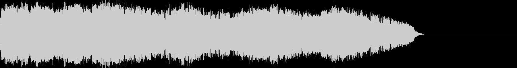悲しいさみしいBGM クラシカル 15秒の未再生の波形