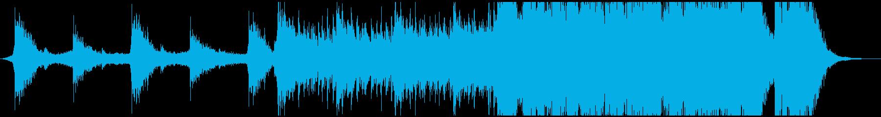 Strike VIIIの再生済みの波形