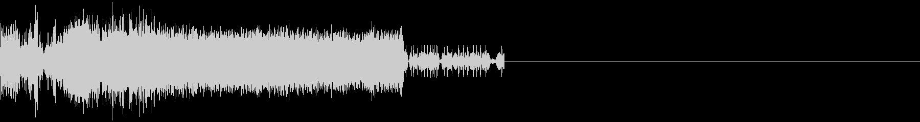 デジタル FX 03 動作の未再生の波形