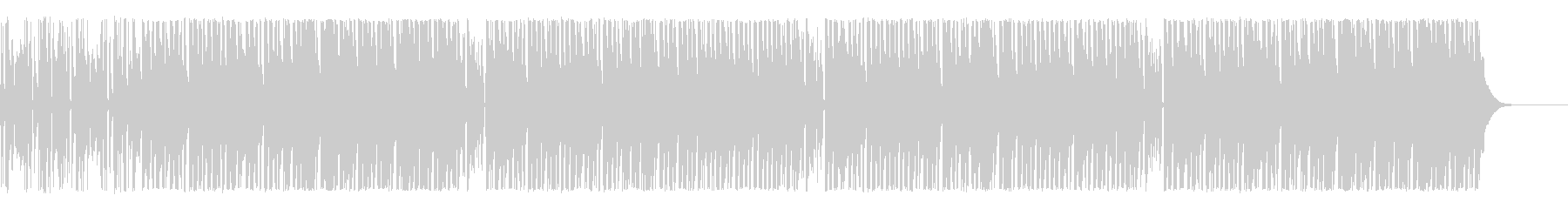Happy and cheerful's unreproduced waveform