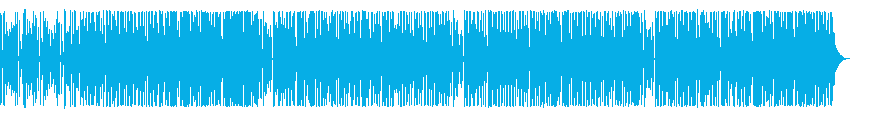 Happy and cheerful's reproduced waveform