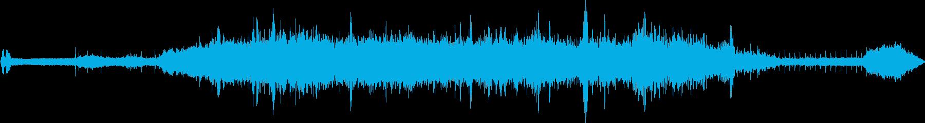 スクールバス:Int:スタート、ア...の再生済みの波形