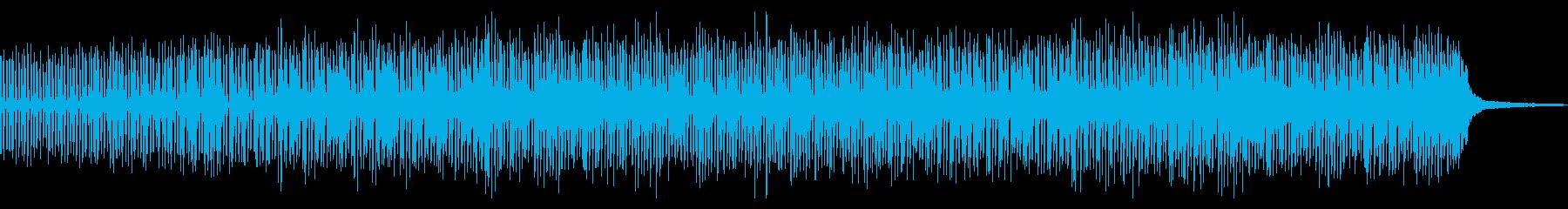 【ドラム抜き】明るく朗らかなコンセプトムの再生済みの波形