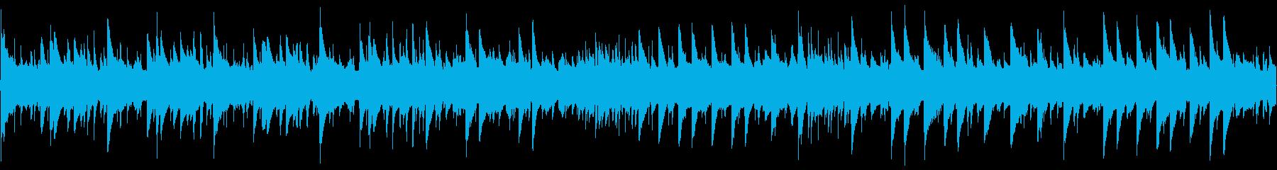 8bit ファンタジーな冒険の旅 ループの再生済みの波形