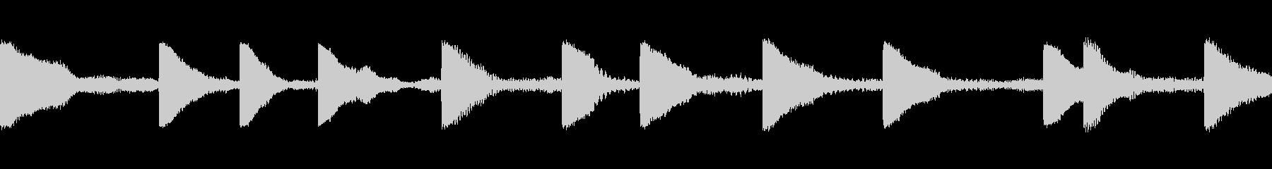 EDM PluckLoop2 音楽制作用の未再生の波形
