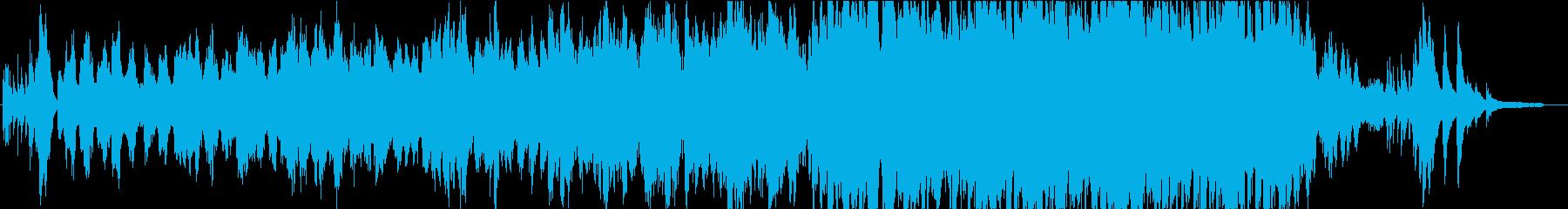 【生演奏】優しいバイオリン曲バラードの再生済みの波形