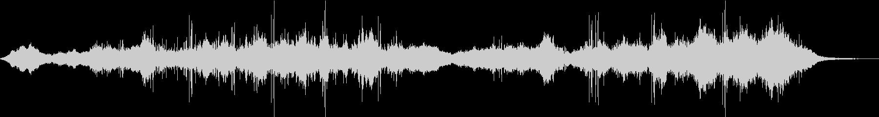 KANTアンビエントダークフィールトの未再生の波形