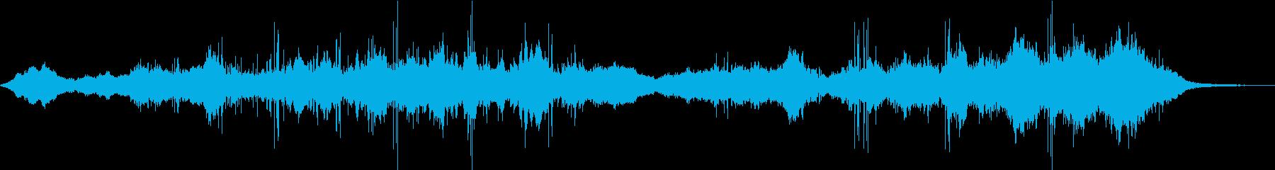 KANTアンビエントダークフィールトの再生済みの波形