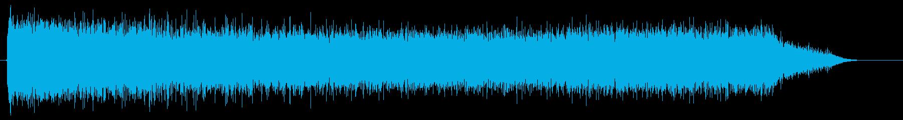 コーヒー粉砕用アタッチメント:コー...の再生済みの波形