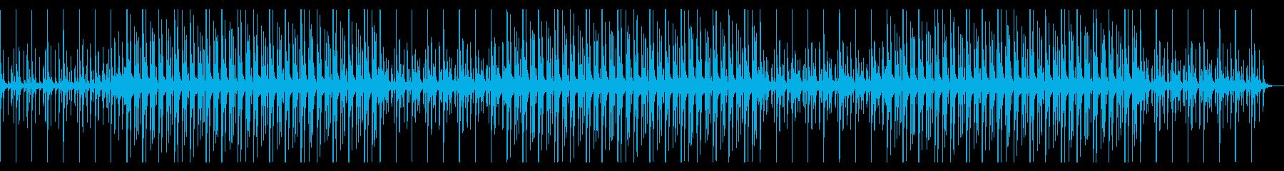 和風・ビート・森・神社・神秘の再生済みの波形