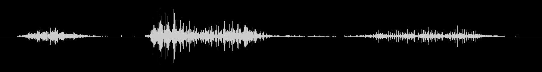 犬 チワワスナールファイトソフト01の未再生の波形
