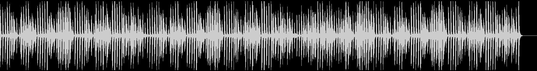 日常/トーク/かわいい/ピアノソロの未再生の波形
