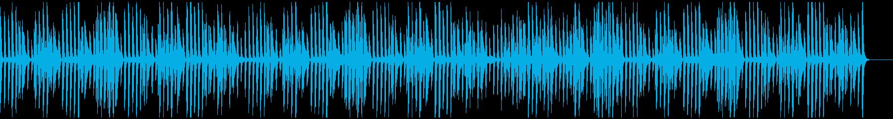 日常/トーク/かわいい/ピアノソロの再生済みの波形