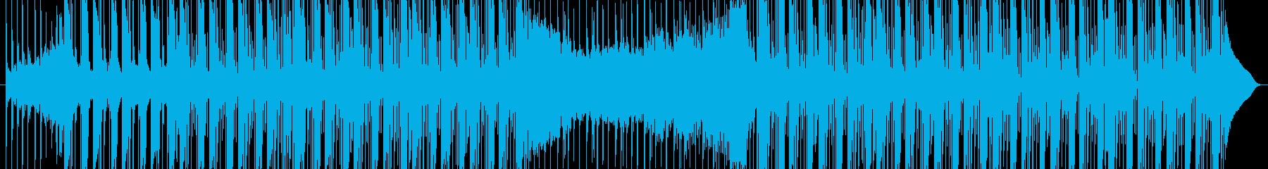 Trap Action Musicの再生済みの波形
