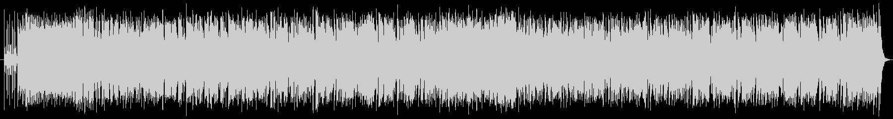 オー・ソレ・ミオのボサノババージョンの未再生の波形