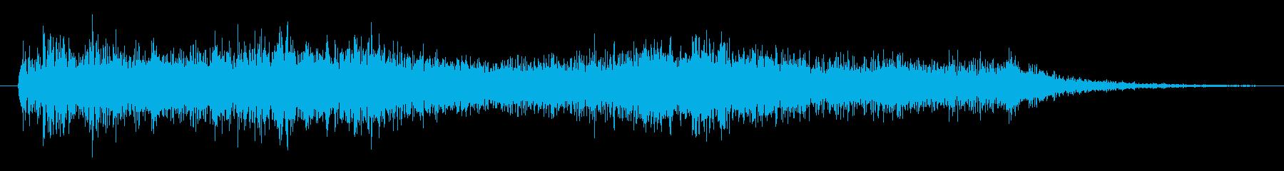 FI スペース 内部生物医学エイリ...の再生済みの波形