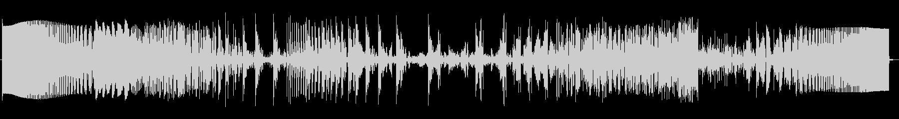 ビッグエレクトロザッパースワイプ2の未再生の波形