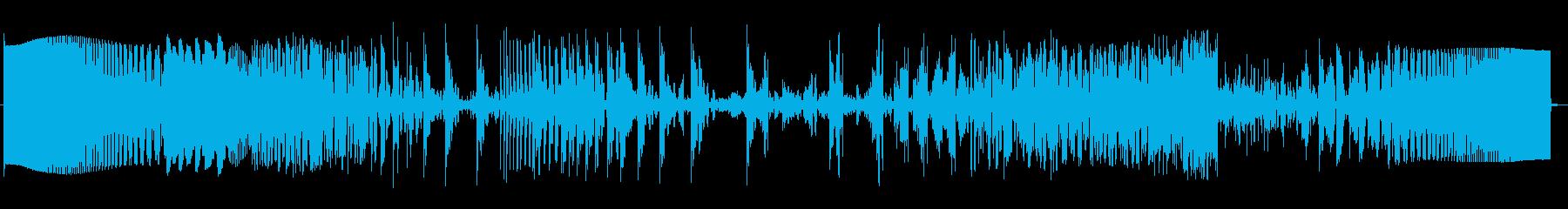 ビッグエレクトロザッパースワイプ2の再生済みの波形