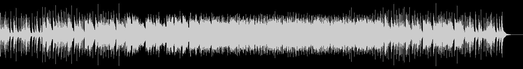 ファンタジーな森のBGM‐ループ無verの未再生の波形
